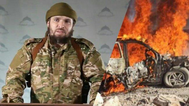 HTŞ'nin askeri sözcüsü Rus bombardımanında öldü