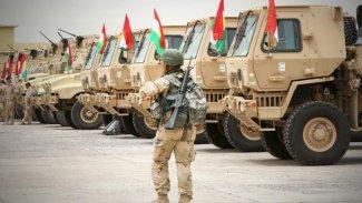 Koalisyon'dan Peşmerge Güçleri'ne 3 milyon dolarlık askeri yardım
