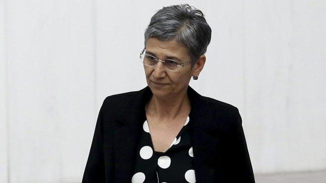 Leyla Güven'e verilen 22 yıl 3 ay hapis cezası onandı