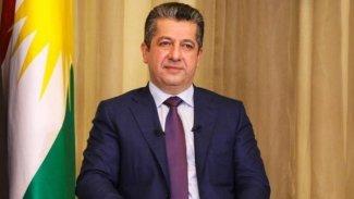 Başbakan Mesrur Barzani, Erbil'e döndü