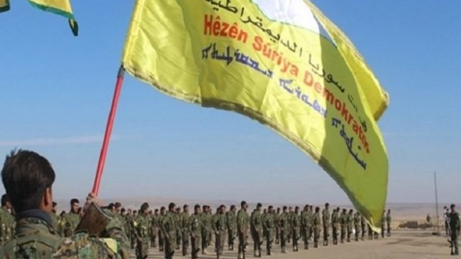 DSG'den Afrin'deki saldırıya ilişkin açıklama!