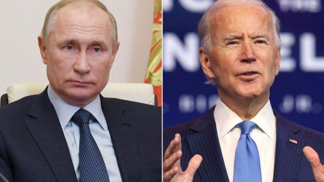 Putin'den Biden'la görüşme öncesi açıklama