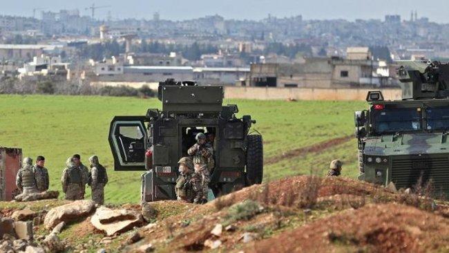 Suriye güçleri, İdlib'de TSK noktasını hedef aldı