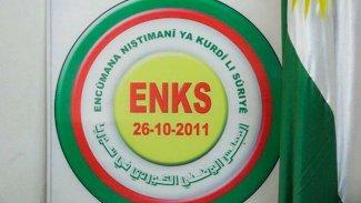 ENKS'den Afrin'deki saldırıya kınama