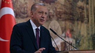 Erdoğan'dan NATO zirvesi öncesi F-35 ve S-400 mesajı