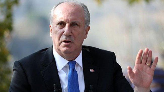 İnce'den CHP ve HDP seçmenine çağrı