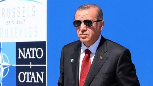 Erdoğan: Türkiye'nin sınırları aynı zamanda NATO'nun sınırlarıdır