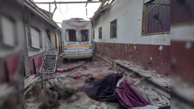 Uluslararası Kurtarma Komitesi Afrin'deki saldırıyı kınadı
