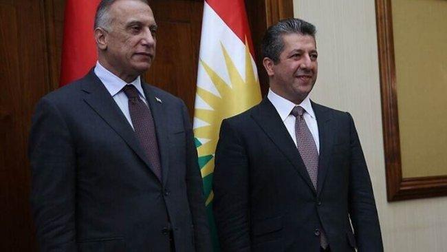 Başbakan Barzani'den Kazımi'ye teşekkür: 'Bu zorlu engeli birlikte aştık'