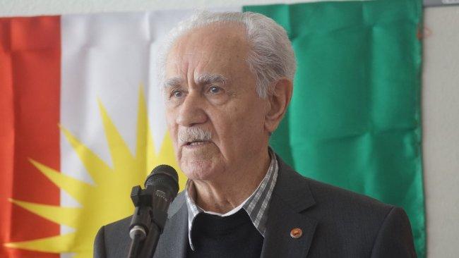 Kemal Burkay: PKK'nin eylemlerinde bölge ülkelerinin yönlendirmesi var