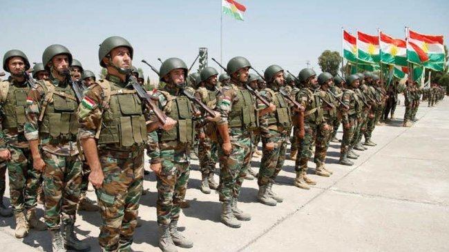 KDP'ye bağlı 80 Birlikleri Peşmerge Bakanlığı'na bağlanıyor