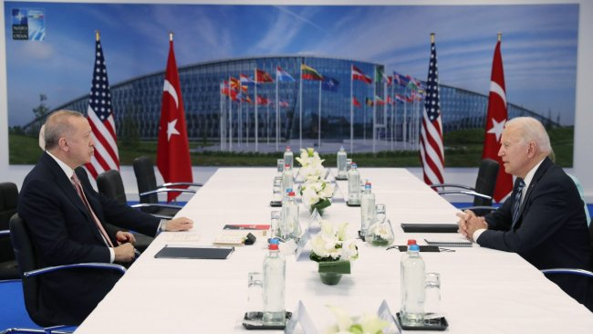 Reuters: Erdoğan ve Biden ne ayrıntı verdi ne soruları yanıtladı