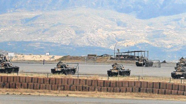 Türkiye, Kani Masi bölgesinde yeni bir askeri nokta daha kurdu