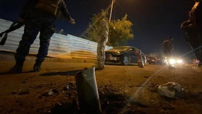 Bağdat'ta bomba yüklü İHA'larla saldırı girişimi