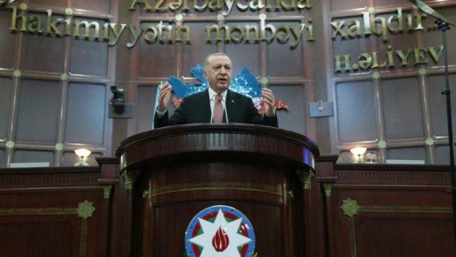 Erdoğan'dan 'Ermenistan' dahil 6 ülkeye çağrı