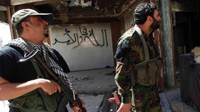 Halep'te İran destekli milisler Esad rejimi ile çatıştı