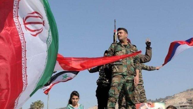 İran, ABD ve DSG kontrolündeki bölgelerin karşısındaki üslerini güçlendiriyor