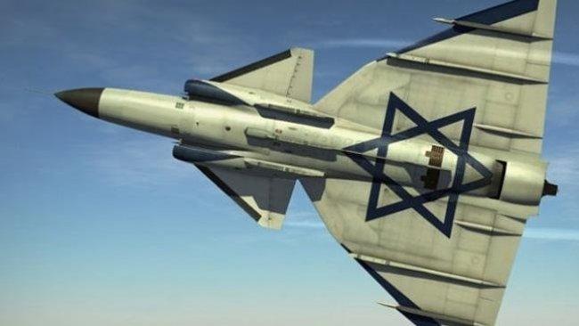 İsrail, Hamas'a ait iki noktayı vurdu