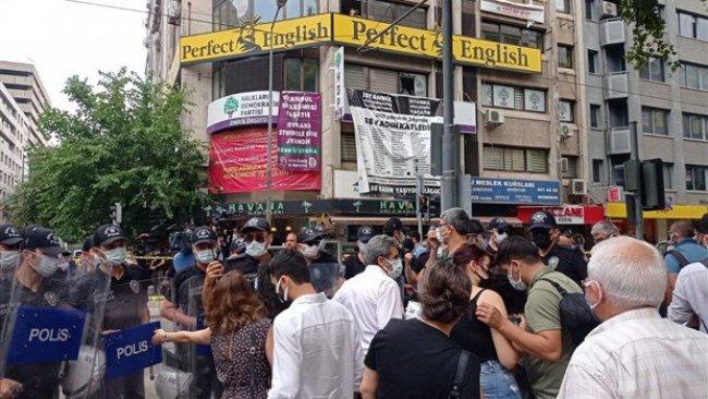AK Parti'den HDP'ye saldırıya kınama