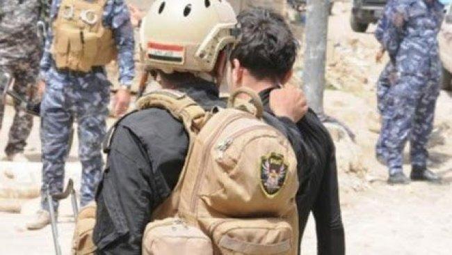 Kerkük'te operasyon: 6 IŞİD'li yakalandı