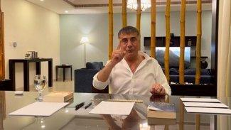 Sedat Peker: Büyük bir oyun kurgulanıyor, sokağa çıkmayın