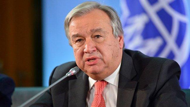 Guterres, BM Genel Sekreterliğine ikinci kez atandı