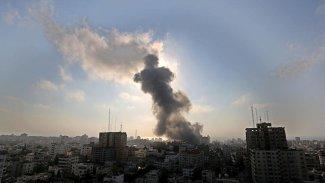 İsrail'den Gazze'ye hava saldırısı, Hamas'tan 'karşılık verme' açıklaması