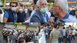KKP'den Diyarbakır basın açıklamasında yapılan polis müdahalesine tepki!