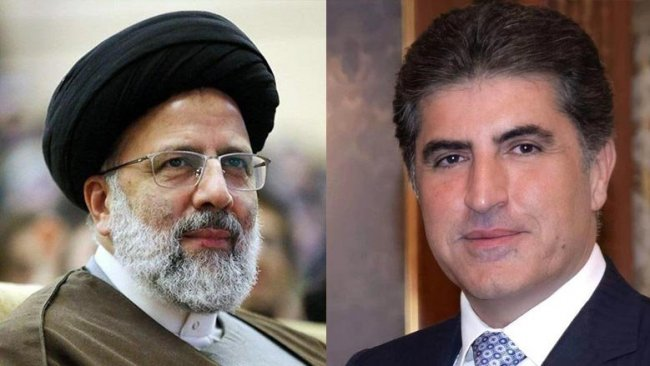 Başkan Neçirvan Barzani'den İran Cumhurbaşkanı seçilen Reisi'ye mesaj