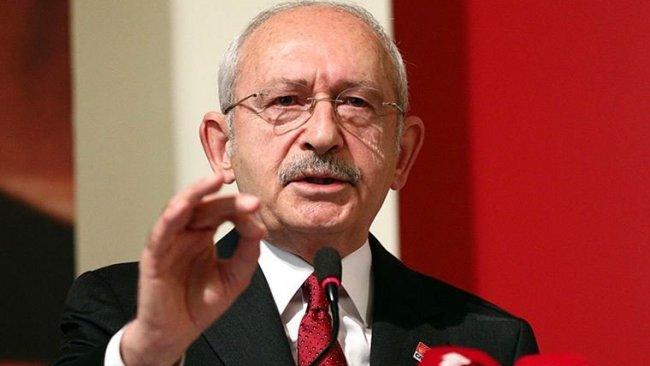 Kılıçdaroğlu: İki kırmızı çizgimiz var...