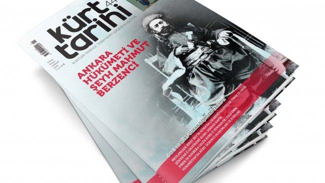 Kürt Tarihi Dergisinin 44. sayısı Çıktı!