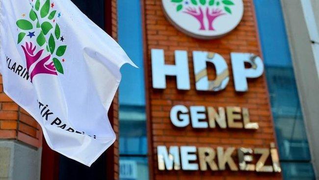 AYM, HDP'nin kapatılması davasında ilk incelemeyi yarın yapacak