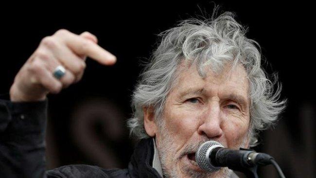 Pink Floyd'un kurucusu Waters'ten Kürt sanatçı için çağrı