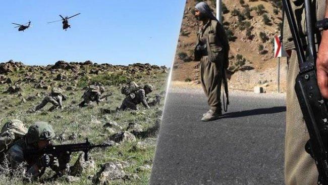 PKK-TSK çatışmaları nedeniyle Batifa'da 10 köy boşaltıldı