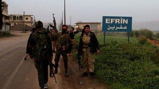Silahlı gruplar Afrin'de 11 kişiyi kaçırdı