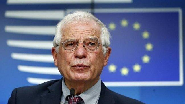 AB Temsilcisi Borrell'den Türkiye açıklaması