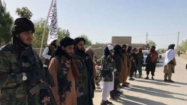 ABD çekilirken Taliban, Afganistan'da birçok bölgeyi ele geçirdi