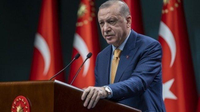 Erdoğan açıkladı: 1 Temmuz'da salgın kısıtlamaları kalkıyor