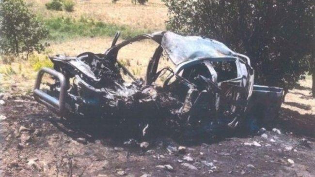 AA: PKK'li yönetici Süleymaniye'de öldürüldü