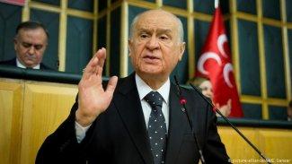 Bahçeli: AYM, HDP'yi hiçbir isim altında açılmayacak şekilde kapatmalı