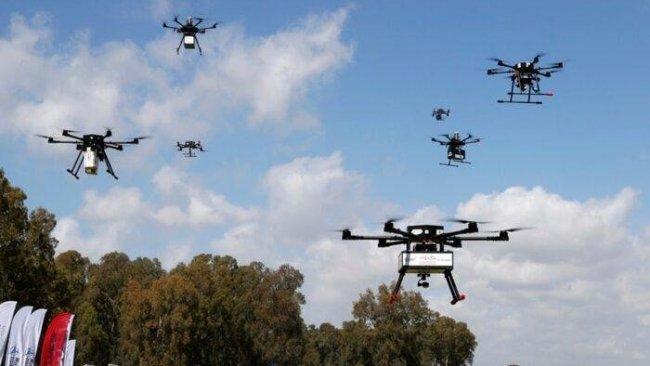 İsrail dronelari havada vuracak lazer silahı geliştirdi