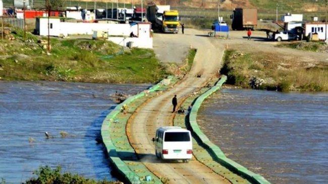Rojava ile Kürdistan Bölgesi arasındaki sınır kapısı kapatıldı