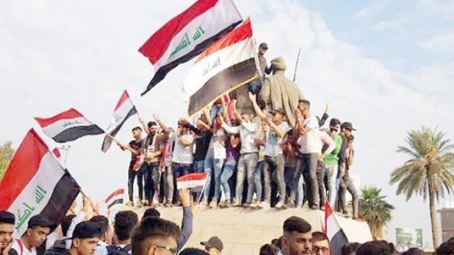 28 ülkeden Irak'a kınama