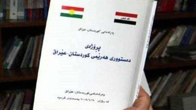 Kürdistan Anayasası'nın kaleme alınması için komisyon kuruluyor