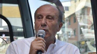 Muharrem İnce Ağrı'da konuştu: Sıkışmışsınız AKP ile HDP arasına...