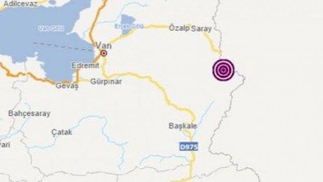 Rojhilat'da 4.2 büyüklüğünde deprem
