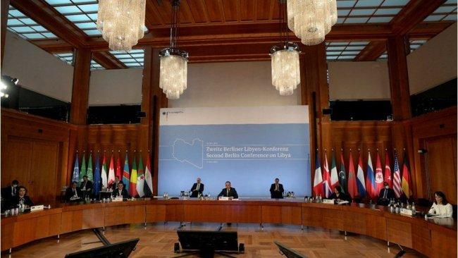 Türkiye, Libya Konferansı bildirgesine şerh koydu