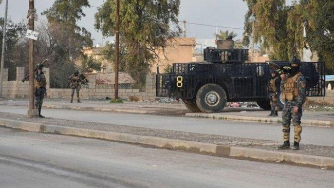 Kerkük'te IŞİD saldırısı: 5 polis hayatını kaybetti