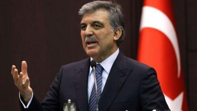 Abdullah Gül: Türkiye AİHM kararına uymak mecburiyetinde