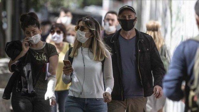 DSÖ: İki doz aşı olanların maske takmaya devam etmesi gerekiyor